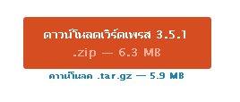 wordpress ภาษาไทย 3.5.1